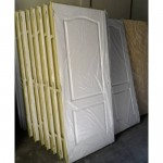 Puerta Placa Craftmaster 70 cm marco chapa
