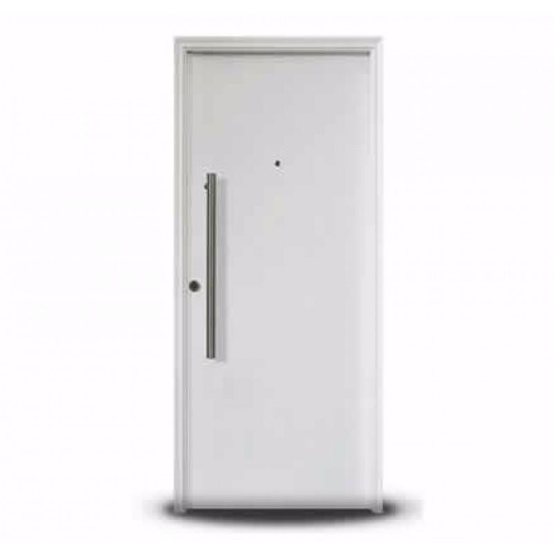 Puertas de entrada de aluminio baratas perfect puerta - Puertas baratas exterior ...