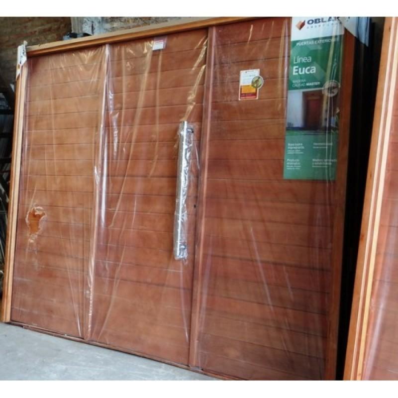 Porton oblak 2331 240x200 master grandis c barral - Garage de madera ...