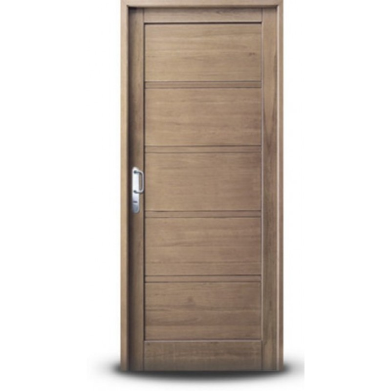 Oferta puerta oblak madera 90x200 cedro modelo 2609 for Puertas de madera en oferta