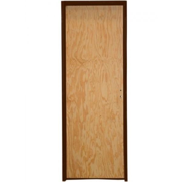 Puerta Placa Pino 70 cm o 60 cm