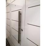 Porton Garage Pavir Blanco Imperia 240x200 Pintado E-poxy