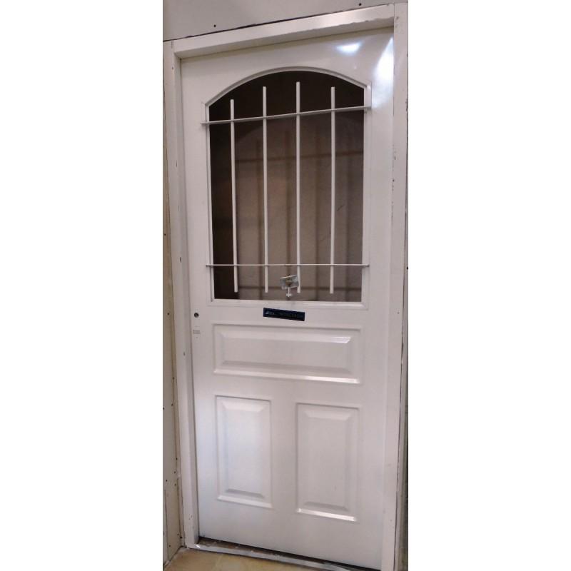 Puertas de chapa galvanizada fabricamos puertas for Puertas de chapa galvanizada