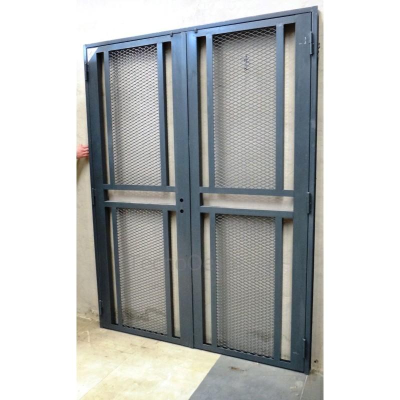 Reja para puerta rejas y with reja para puerta - Puertas de reja ...