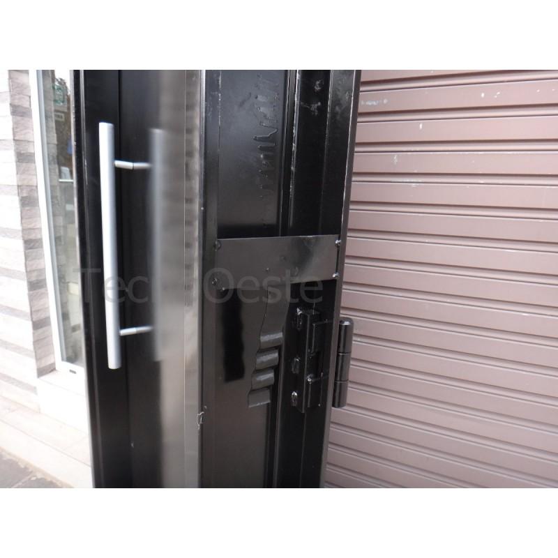 Puertas de chapa precios best with puertas de chapa - Puerta chapa galvanizada ...