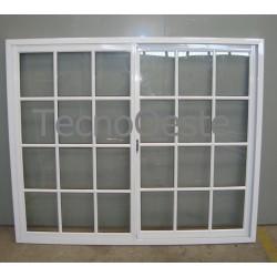1 ventanas for Ventanas aluminio blanco precios