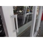 Puerta Balcon 120x200 cm de PVC con dvh