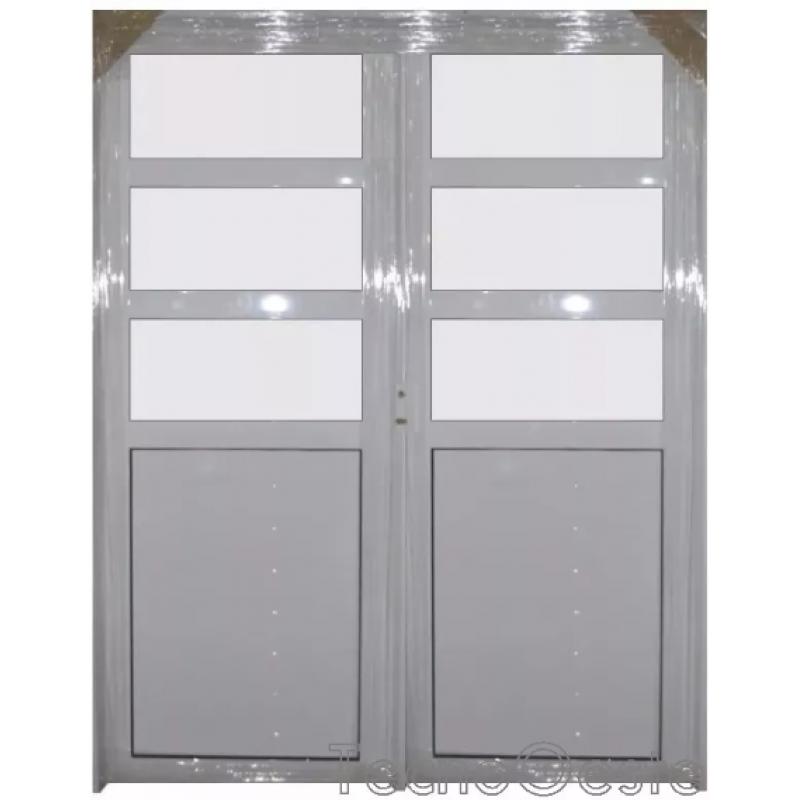 Puertas de aluminio precio ventana alargada aluminio for Puertas y ventanas de aluminio blanco precios