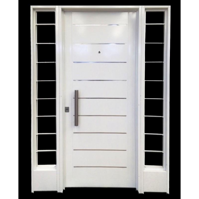 Precio puerta exterior aluminio free precio puerta - Puerta balconera aluminio ...