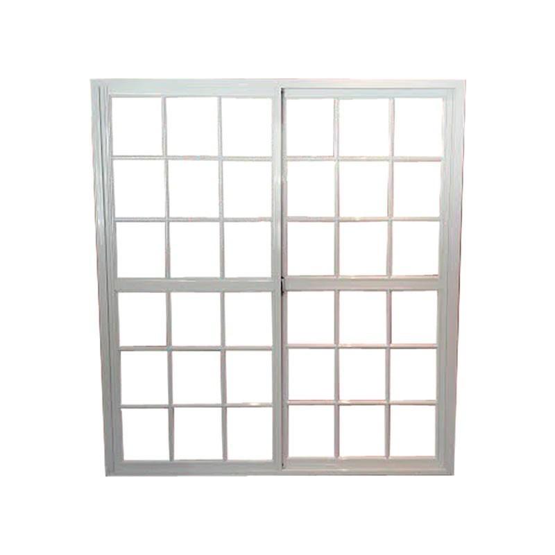 Puerta Ventana Balcon 150x200 Vidrio Repartido