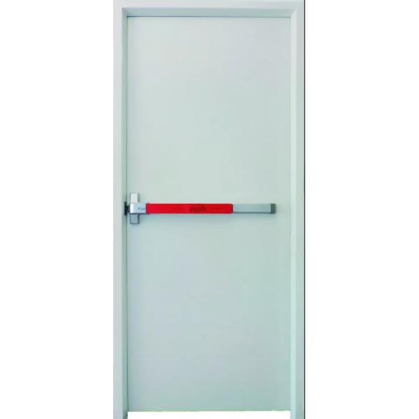 Puerta Emergencia Ignifuga F90 90x200 C/barral Antipánico