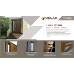 Oferta! Puerta Oblak Eterna 1109 BLANCA