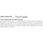 Puerta Oblak Tekstura Nogal 70x200 cm